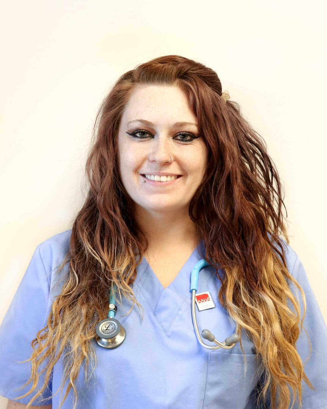 Sam Certified Veterinary Technician